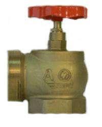 Вентиль КПЧМ 65-1 чугунный 90° муфта - цапка