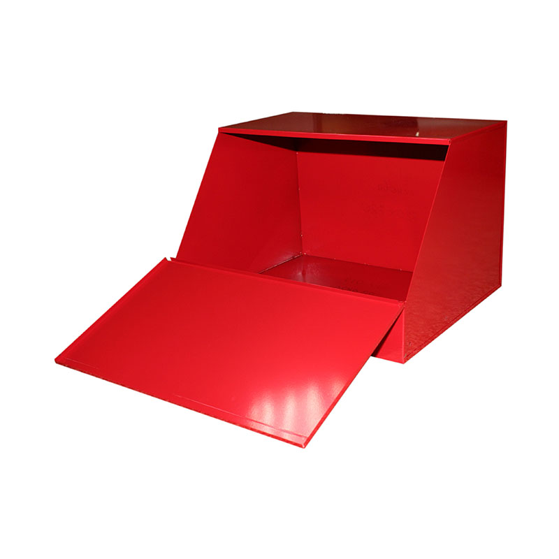 Ящик для песка металлический V=0,5 м3 (сборно-разборный) 1173*590*782 мм